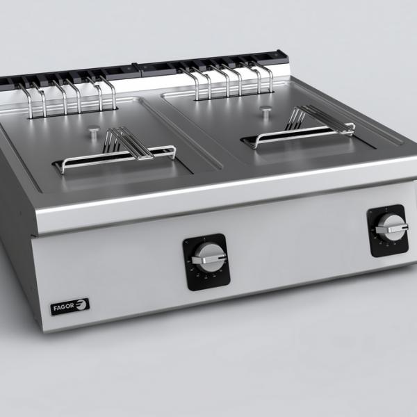 Elektrické fritézy modelová rada 700