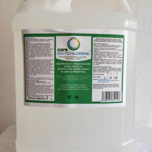 Dezinfekčné a antibakteriálne prípravky na ruky a telo